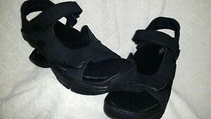 Men's sz.14 Z-Coil Shoes Sidewinder Sandal Velcro,  Pain Relief; #4
