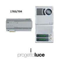 Kit base per impianto videocitofono 2Voice URMET 1783/704