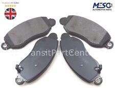 BRAND NEW O.E. FRONT BRAKE PADS FORD TRANSIT MK6 2000-2006 2.4 RWD