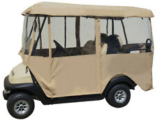 EZGO - Club Car - Yamaha Golf Cart Enclosure - (4 Pass)
