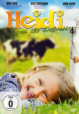 DVD NEU/OVP - Heidi und ihr Großvater - Burl Ives, Katy Kurtzman & John Gavin
