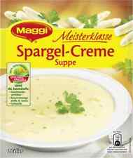 5 x Maggi Spargel-Creme suppe (asparagus cream soup ) from Germany New