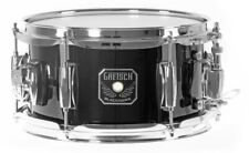 "Gretsch Blackhawk Snare drum 12x5 5"" With Mount Black Rullante"