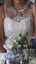 Stunning Tea length wedding dress size 12