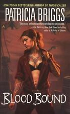Blood Bound (Mercy Thompson, Book 2) by Patricia Briggs, Good Book