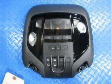 Maserati Quattroporte front overhead dome light console #7041
