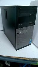 Dell Optiplex 790MT Core i3-2120 3.3GHz 4GB 250GB HDD Win7 Desktop PC Computer