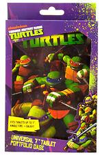 """Teenage Mutant Ninja Turtles Universal 7"""" Tablet Portfolio Case Lot of 60"""
