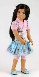 Kidz N Cats Spielpuppe Puppe Mia Limitierte Edition