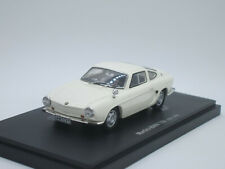 BMW 700 Martini Typ 4 Germany 1964 white 1/43 Autocult Resin