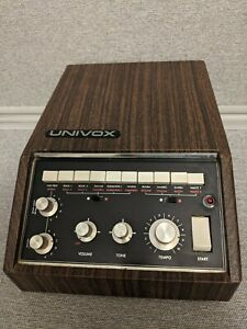 AS IS UNTESTED Univox SR-55 Vintage Drum Machine