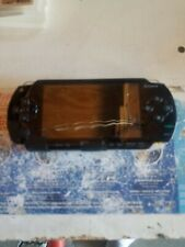 "Sony PlayStation Portable PSP System Damaged ""READ"" Missing Battery And Cover"