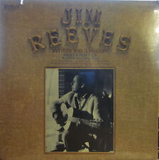 "Jim Reeves - Writes You a Record  (RCA LSP-4475) (sealed) (w/""Angels Don't Lie"")"