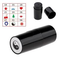Golf Rubber Ball Seal Ball Stamper Fast Stamp Seal Print For Marker R9X3