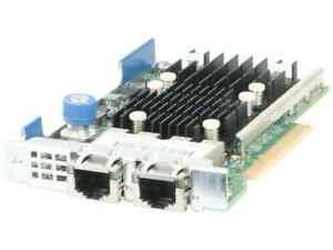 HP FlexFabric 533FLR-T 2-Port 10Gb Adapter 700759-B21, 701534-001, 700757-001