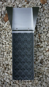 """6"""" x 24"""" BACKPACKER SLUICE BOX - INCREDIBLE DREAM MAT, FAST + FINE GOLD RECOVERY"""