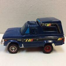 Diakron DK-5 Hi-luxe Blue Trailbreaker 1982 G1 Pre Transformers Diaclone Takara