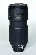 Nikon ED AF Nikkor 80-200mm 2.8 D