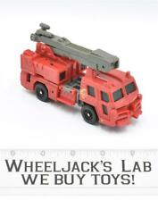 Hosehead Vintage 1988 G1 Transformers Action Figure FADED