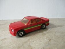altes MATCHBOX  MERCEDES 500 SEC von 1984 BP MADE IN MACAU