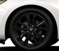 8x Leichtmetallfelgen Aufkleber Passt Quattro Audi Decal Graphics HS96