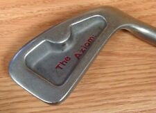 The Axiom Palmer 4 Iron W/ Steel Shaft & Rubber Grip