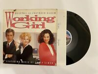 """Various Featuring Music By Carly Simon - """"Working Girl"""" Original Soundtrack Albu"""