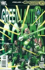 Green Lantern Corps #37 Tomasi Migliari 1:25 Variant B Blackest Night NM/M 2009