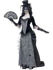 Ghost Town Black Widow Costume,Halloween Ghost Town Fancy Dress,UK Size 8-10 #AU