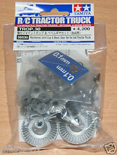 Tamiya 56530 Reinforced Joint Cup & Bevel Gear Set for 6x4 Tractor Truck, Scania