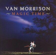 Magic Time by Van Morrison (CD, May-2005, Universal/Polydor)