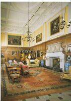 Cheshire Postcard - Dunham Massey Hall - Altrincham - The Great Hall  AB832