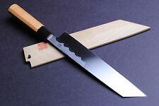 Blue Steel #1 (Ao-ko) Kiritsuke Sword Namiuchi 30cm Sushi Chef knife YOSHIHIRO