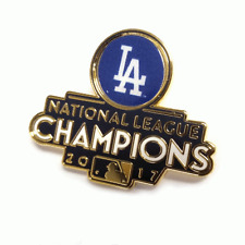 LOS ANGELES DODGERS 2017 NATIONAL CHAMPIONS COLLECTOR PIN NEW WINCRAFT