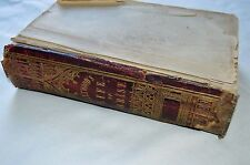 1854 LIFE OF OF OUR LORD AND SAVIOR JESUS CHRIST , FULL HISTORY ( B5)
