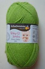 Schachenmayr Bravo Baby 185 m/50 g apfelgrün Fb.1072  kg/39€