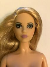 Andy Warhol Campbell's Soup Barbie Nude Doll Beautiful!