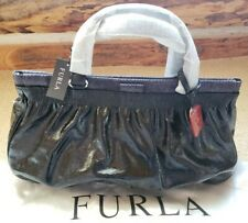 Furla Black Onyx Silene Shopper Handbag NWT - REDUCED PRICE!