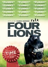NEW Four Lions (DVD)