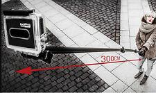 Monopod Teleskoparm Einbeinstativ SUPERBEE 300cm 3 Meter f. Handy Smartphone