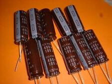 10x Elko 100µF/400V 105°C Nippon-Chemicon 15x42mm RM 7,5mm