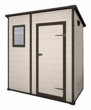 Keter Manor Outdoor Plastic Garden Storage Shed