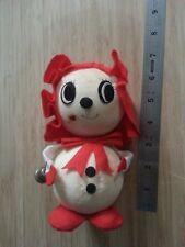 "Vintage Christmas Styrofoam, Felt Snowman Ornament , Decoration Japan 6"""