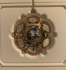 The White House, Christmas Ornament 2005, Historical Association - New in Box