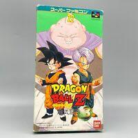 Jeu - Dragon Ball Z Butoden 3 - Nintendo - JAP - SFC - Super Famicom SNES