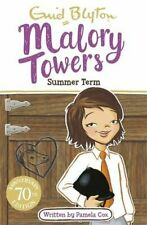 Malory Towers Summer Term by Blyton, Enid Book The Fast Free Shipping