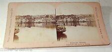 Vue STEREO Mexicain : Stavanger, Norway - Copyright 1898 - NORVEGE