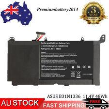 Original Asus B31N1336 Battery Battery LI-ION Battery 4110mAh 11.4V 48Wh