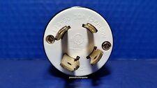 30 Amp 125/250 Volt Male Twist Lock 4 Prong 4 Wire Power Cord Plug Nema L14-30P
