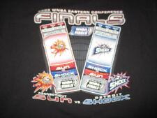 2003 WNBA Eastern Finals CONNECTICUT SUN vs DETROIT SHOCK (XL) T-Shirt SWIN CASH
